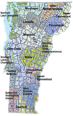 Vermont Watersheds